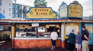 This Ramshackle Eatery Hiding In Southern California Serves The Best Mexican Food Around