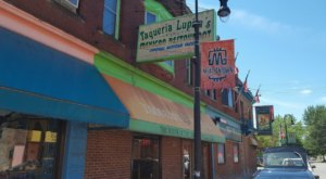 This Tiny Mexican Restaurant In Detroit Serves More Than A Dozen Types Of Tacos