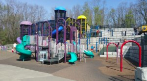 The Chutes And Ladders Playground In Minnesota That's Perfect For A Family Adventure