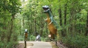 Most People Have No Idea This Unique Park Near Cincinnati Exists