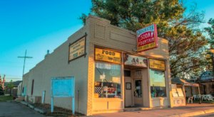 Visiting Wyoming's Oldest Soda Fountain Is Like Taking A Trip Back In Time