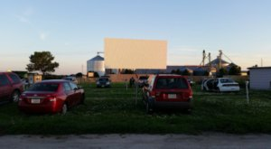 Watch A Movie Under The Stars At This Historic Drive-In Theater In Nebraska