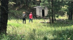 A Hike Along Forest Service Trail In South Dakota Leads You Straight To An Abandoned Village