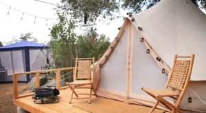 The Glamping Adventure In Southern California Where You Can Spend The Night Under The Stars