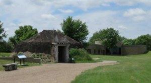 Experience North Dakota's Heritage At This Fascinating Riverside Village