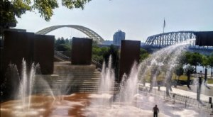 6 Water Playgrounds In Cincinnati To Keep On Your Radar For Those Hot, Sunny Days