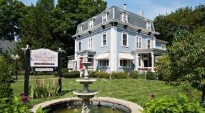 Take Tea At Silver Fountain Inn & Tea Parlor, A Fairy Tale New Hampshire Spot Full Of Charm