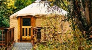 Stay In These 6 Incredible Yurts In Alaska For An Overnight You Won't Soon Forget