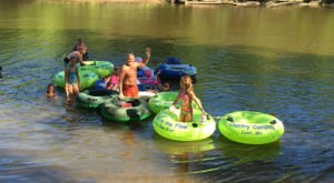 The River Campground In Minnesota Where You'll Have An Unforgettable Tubing Adventure