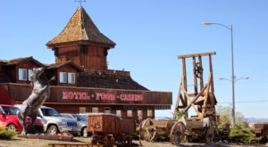 This Old West-Themed Hotel In Nevada Is A Wild Adventure That You're Bound To Adore
