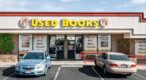 The Largest Discount Bookstore In Nevada Has More Than 200,000 Books