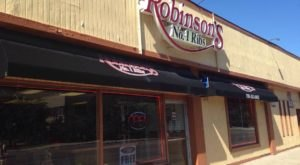The All-You-Can-Eat BBQ Buffet At Robinson's No. 1 Ribs In Illinois Will Make Your Stomach Happy And Full