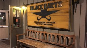 One Of Arizona's Best Steakhouses, Black Bart's, Is Tucked Away In An RV Park