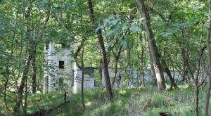 There's A Hike In Maryland That Leads You Straight To An Abandoned Village