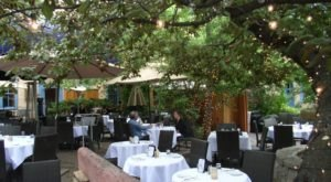 The One Restaurant In New Mexico With The Most Magical Courtyard Dining You've Ever Seen