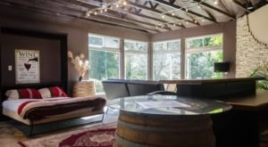 This Garden Guest Suite In Washington Is A Nature Lover's Perfect Oasis