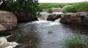 The Hidden Prairie Waterfall That Will Show You A New Side Of Minnesota