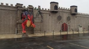 This Haunted House In Ohio Is Also A Family Fun Park And You'll Have A Blast