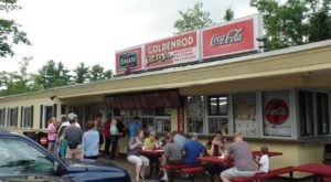 Goldenrod Restaurant Is A New Hampshire Drive-In That Hasn't Changed In Decades