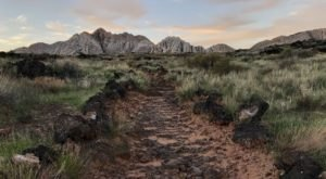 The Incredible Utah Hiking Trail That Takes You Past Ancient Lava Flow