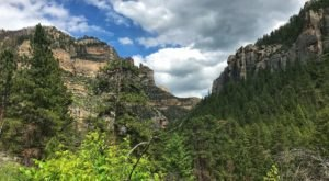 This Wild Wyoming Canyon Trail Is Full Of Surprises And You'll Want To Visit Immediately