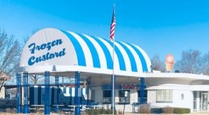 The Retro Custard Stand That Dates Back To 1932 Is Quintessentially Indiana