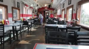 Cleveland Has Its Own Train-Themed Restaurant And You'll Want To Visit
