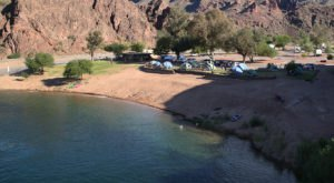 The River Campground In Arizona Where You'll Have An Unforgettable Tubing Adventure