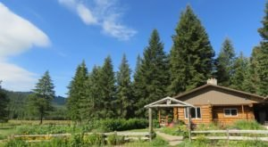 This Remote Mountain Farm Is One Of The Most Peaceful B&Bs In All Of Idaho