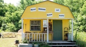 The Smallest Museum In Oklahoma Is Tucked Away In This Lake Town And It's The Cutest Thing Ever