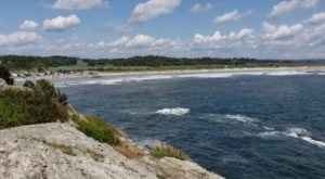 Travel Off The Beaten Path To See This Geological Wonder Hiding In Rhode Island