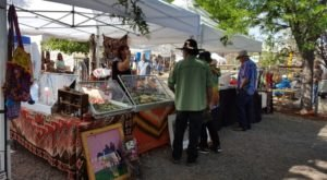The Largest Outdoor Flea Market In New Mexico Has A Little Bit Of Everything