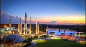 You've Never Experienced Anything Like This Incredible Rocket Garden In Florida