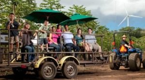 Take A Wagon Tour Through This Hawaii Farm For A Fun-Filled Day