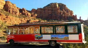 There's A Magical Trolley Ride In Arizona That Most People Don't Know About