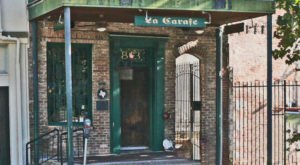 Sip Wine And Mingle With Ghosts At La Carafe, One Of Texas' Oldest, Most Haunted Bars