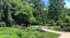 This Beautiful 14-Acre Botanical Garden In Rhode Island Is A Sight To Be Seen