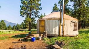 Stay In These 3 Incredible Yurts In Arizona For An Overnight Adventure You Won't Soon Forget