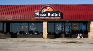 This Pizza Buffet In Texas Is A Deliciously Awesome Place To Dine