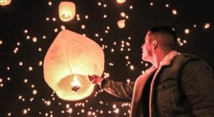 The Sky Lantern Festival Near Pittsburgh That Will Add A Touch Of Magic To Your Life