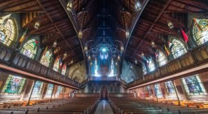 This Gorgeous Church Hiding In Pittsburgh Is Nothing Short Of Heavenly