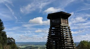 The Magnificent Overlook In West Virginia That's Worthy Of A Little Adventure