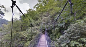 The Bridge Hike In South Carolina That Will Make Your Stomach Drop
