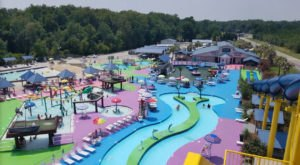 This Old-School Water Park In North Carolina Is The Most Fun You've Had In Ages