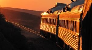 This Wine and Dinner Train In Montana Is Perfect For Your Next Outing