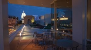 Dinner Comes With Breathtaking Views At These 11 Wisconsin Rooftop Restaurants