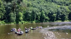Take The Longest Float Trip In Massachusetts This Summer On The Deerfield River