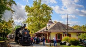 This Wine and Dinner Train In Delaware Is Perfect For Your Next Outing