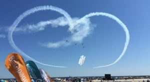 This One-Of-A-Kind Oceanfront Air Show In New York Is A Total Must See