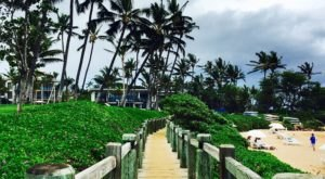 This Easy 3 Mile Coastal Boardwalk Trail In Hawaii Is A Little Slice Of Paradise